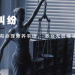 信律师解读案例:没有办理领养手续, 养女无权继承遗产吗?