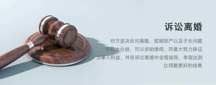诉讼离婚-北京离婚律师-专业离婚律师